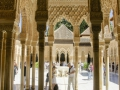 Der Löwenhof ist das Herz der Alhambra. Hier hatten nur Familienmitglieder und engste Vertraute Zutritt.