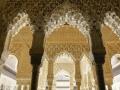 Die Nasridenpaläste sind das Herzstück der Alhambra. Hier befanden sich der Regierungssitz und die Privaträume der arabischen Herrscher.