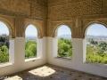 In den Gärten der Alhambra (2)