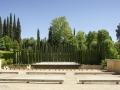 Wenn es ruhig wird in den Gärten, finden hier Konzerte und Theateraufführungen statt