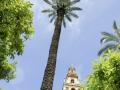 Das einstige Minarett wurde zum Glockenturm umgebaut