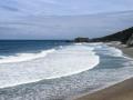 Naturstrand an der nordspanischen Küste