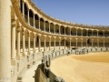 Die Stierkampfarena in Ronda. Bei dieser Architektur kann einem das Herz aufgehen (2)