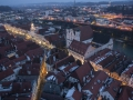 Steyr vom Turm der Stadtpfarrkirche
