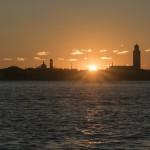 Sonnenuntergang in Murano