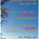 Fotoklub St. Ulrich Vortäge Frühling 2017